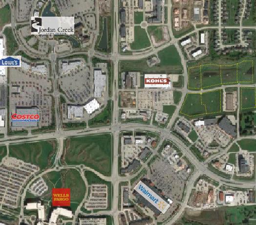 Jordan Creek Apartments: Jordan Creek Business Park - Commercial Lots