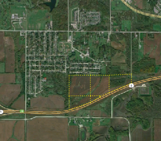 Des Moines, IA – 105 Acres HWY. 5 Bypass – Greenfield Township