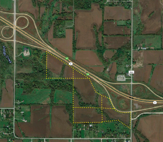 116.37 Acres SW 9th & HWY 5 Bypass