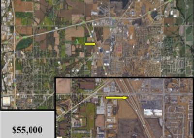 .25 Acre Lot. Maple Street – Des Moines