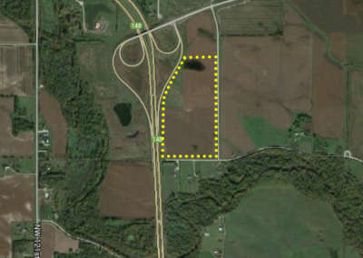 HWY 141 Near Johnston – 57 Acres