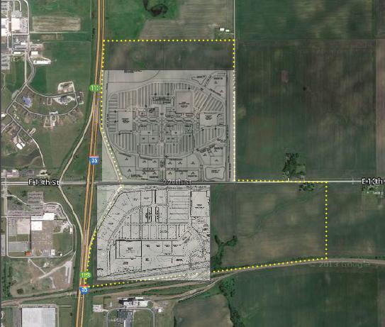 287.11 Acres – Ames, Iowa