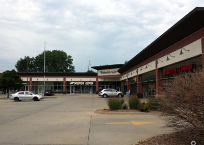 Jesse Plaza Retail Center